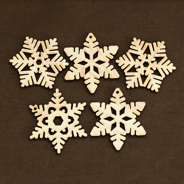 雪の結晶のオーナメント セット内容